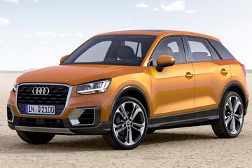 Nuevo Audi Q2 en renting