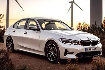 Nuevo BMW Serie 3 berlina en renting