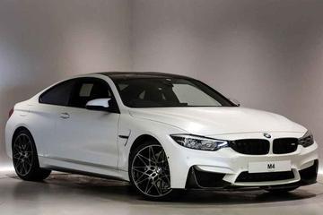 Nuevo BMW Serie 4 M4 en renting