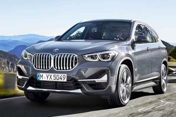 Nuevo BMW X1 sDrive18i en renting