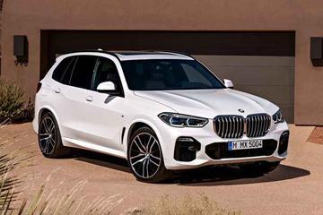 Nuevo BMW X5 xDrive30d en renting