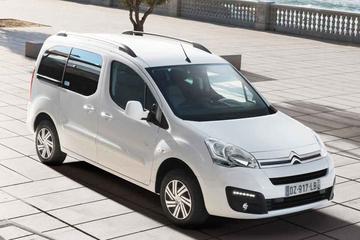 Nueva Citroën Berlingo Live en renting