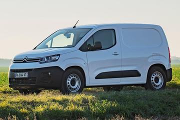 Nueva Citroën Berlingo Van en renting