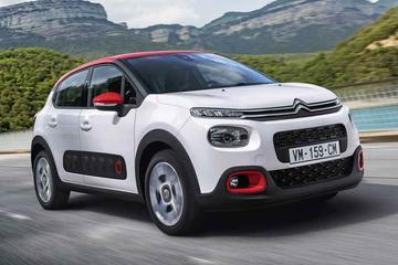 Nuevo Citroën C3 en renting