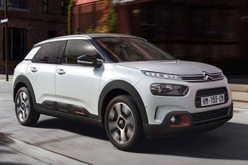 Nuevo Citroën C4  Cactus en renting