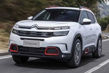 Nuevo Citroën C5 Aircross en renting