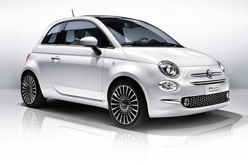 Nuevo Fiat 500 en renting