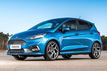 Nuevo Ford Fiesta en renting
