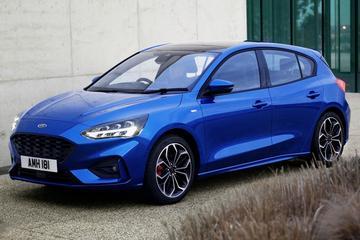 Nuevo Ford Focus en renting