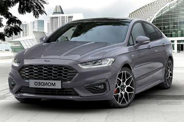 Nuevo Ford Mondeo en renting