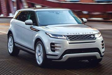 Nuevo Modelo 2020 del Land Rover Range Rover Velar en Renting con cambio automático y 4x4