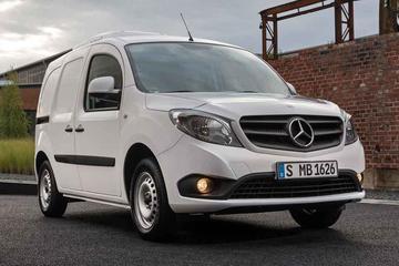 Nuevo Mercedes-Benz Citan Furgón en renting