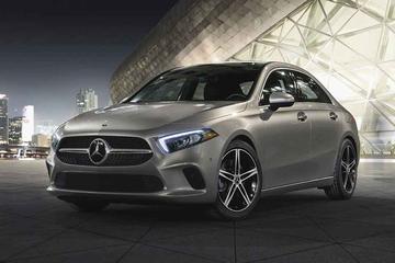 Nuevo Mercedes-Benz Clase A diesel en renting