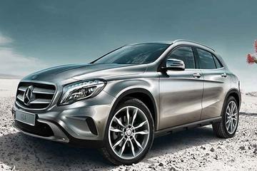 Nuevo Mercedes-Benz GLA automático en renting