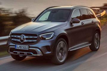 Nuevo Mercedes-Benz GLC SUV 2020 en renting