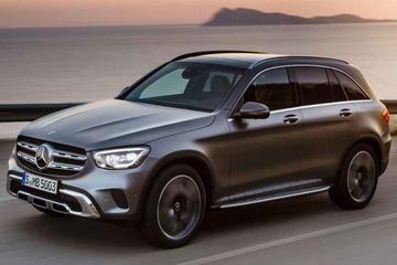 Nuevo Mercedes-Benz GLC en renting