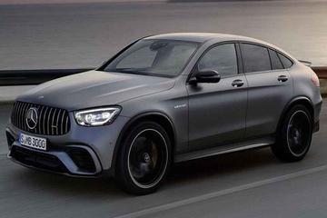 Mercedes-Benz GLE Coupé en renting