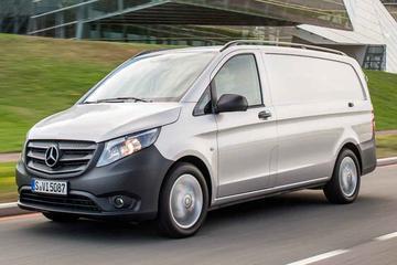 Nuevo Mercedes-Benz Vito 111 CDI Furgón en renting