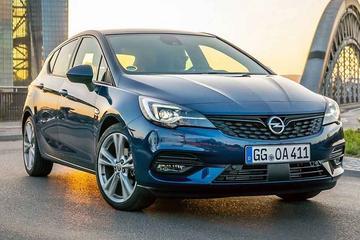 Nuevo Opel Astra 2020 en renting