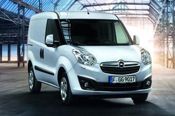 Nuevo Opel Combo Cargo en renting