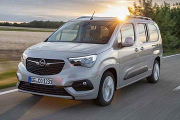 Nuevo Opel Combo Life en renting
