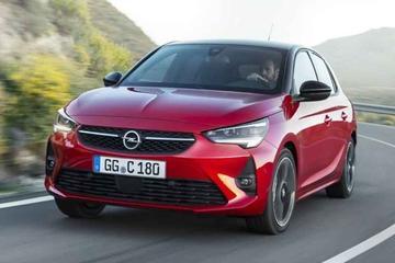 Nuevo Opel Corsa diesel en renting
