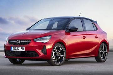 Nuevo Opel Corsa gasolina en renting