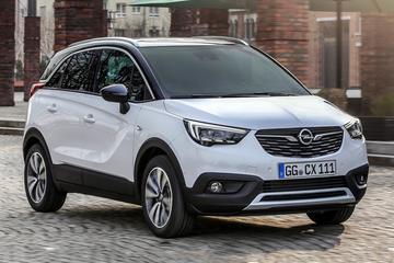 Nuevo Opel Crossland X 2020 en renting