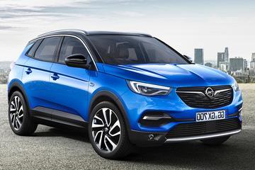 Nuevo Opel Grandland X en renting