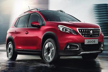 Nuevo Peugeot 2008 gasolina en renting