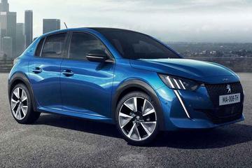 Nuevo Peugeot 208 2020 en renting