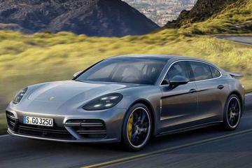 Nuevo Porsche Panamera 2020 en renting