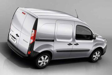 Renault Kangoo Cargo en renting