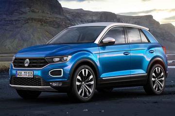Volkswagen T-Roc Edition 1.6 TDI ofrecido en renting