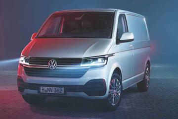 Nuevo Volkswagen Transporter 6.1 Furgón en renting