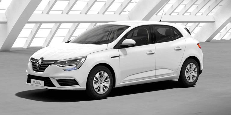 Nuevo Renault Megane en Renting